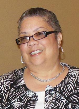 Bonita Thornton - organizer of the Success Blossoms Network