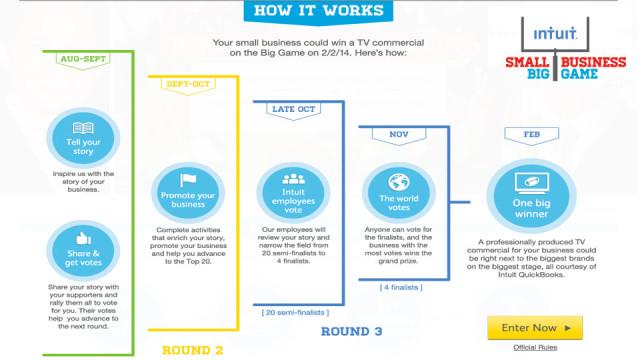 Entrepreneur Contest by Intuit Quickbooks