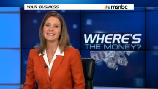 msnbc Your Business - JJ Ramberg - Entrepreneurship - crowdfunding