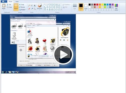 Take a screen capture (print your screen)