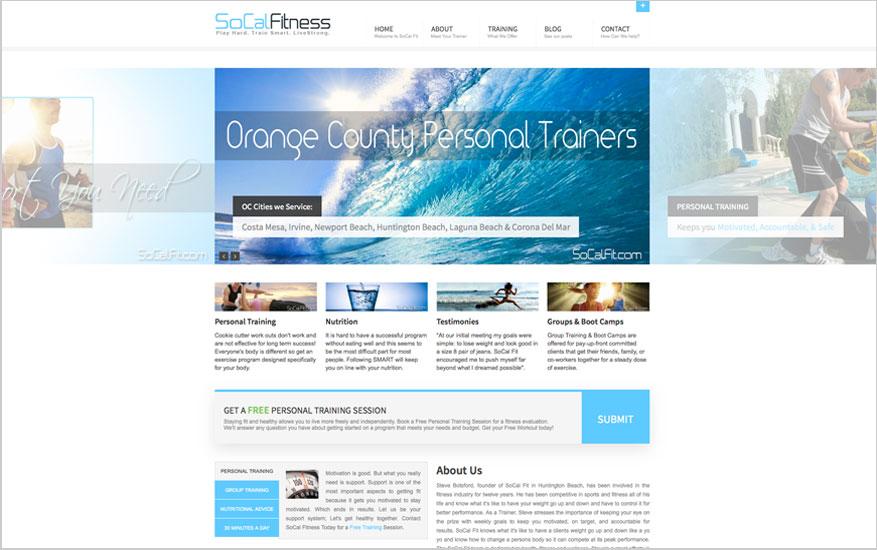 Professional Website Design - Wordpress
