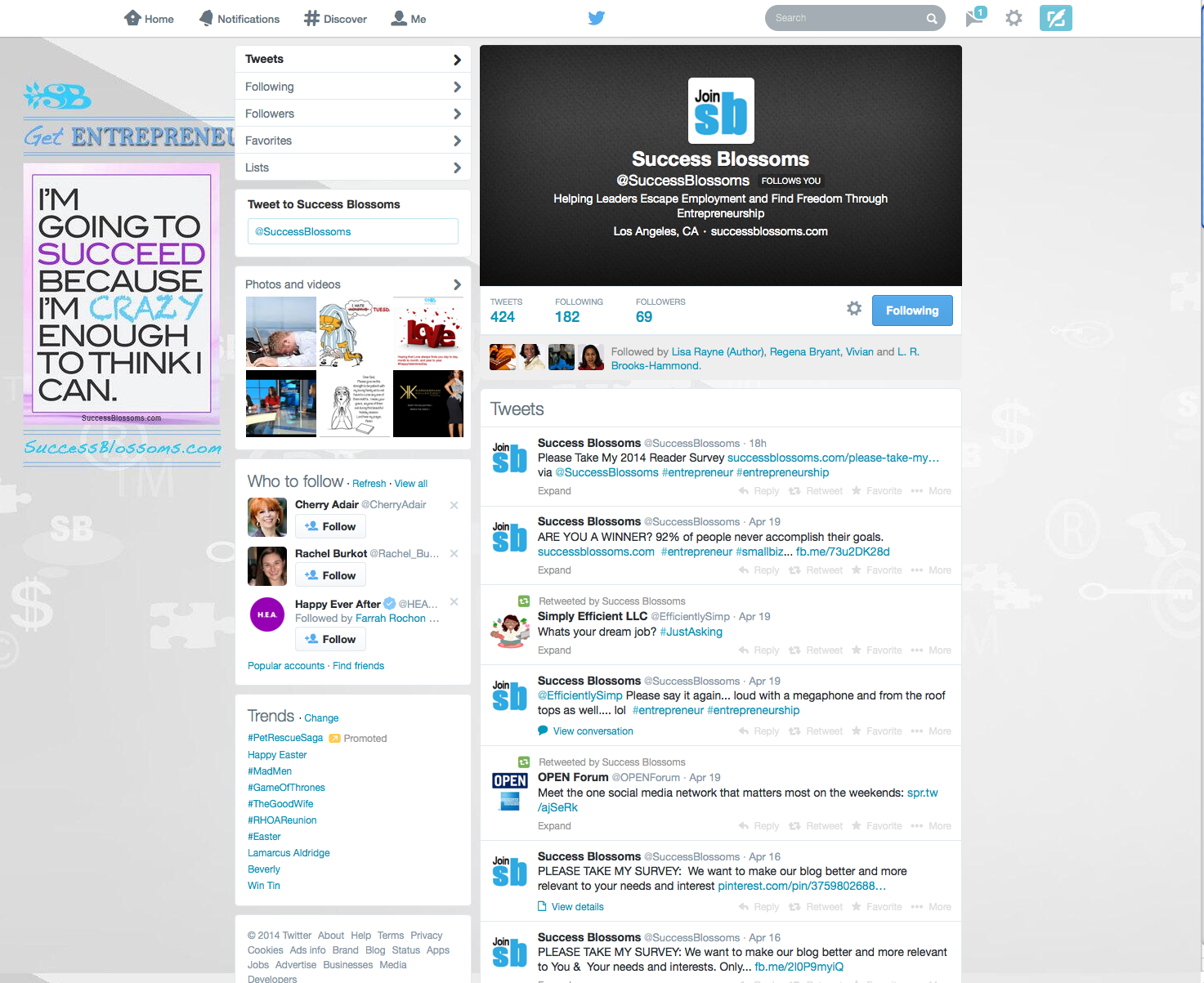 Twitter Gives a New Look to User Profiles