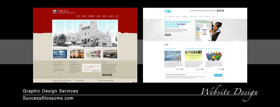 website graphic designers
