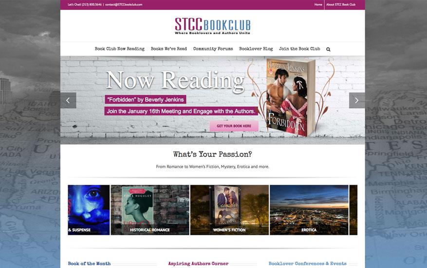 WordPress Websites for Entrepreneur - STCC Book Club